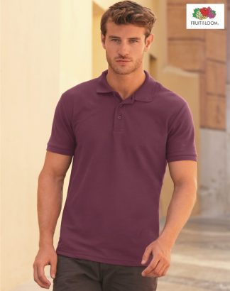 SS11 65/35 Polo Shirt, Fruit of the Loom