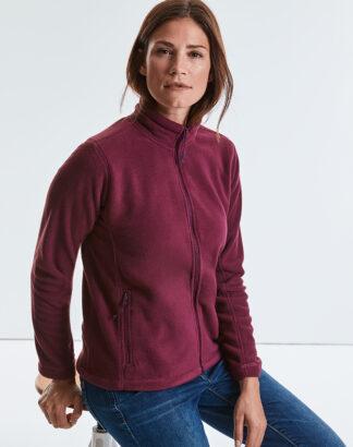870F Ladies Full Zip Outdoor Fleece