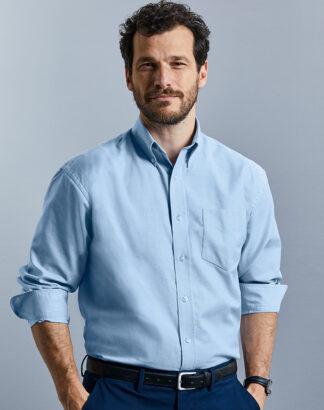 932M Men's Long Sleeve Oxford Shirt