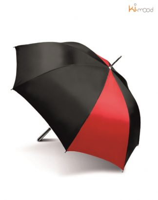KI2007 Golf Umbrella, Kimmod, Black/Red