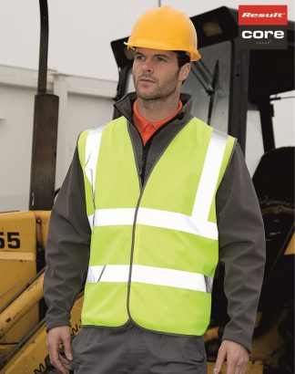 RS201 Hi Vis Motorway Vest, Result
