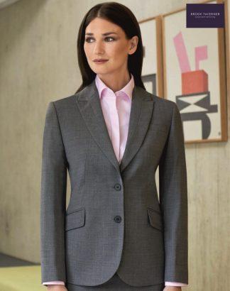 2222 Novara Jacket, Light Grey