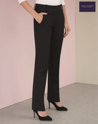 2234 Genoa Trouser, Black