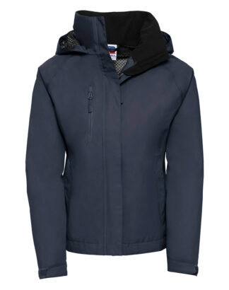 510F Ladies Hydraplus 2000 Jacket, Russell, French Navy